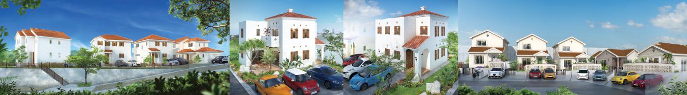建売住宅事業