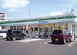 ファミリーマート泡瀬店